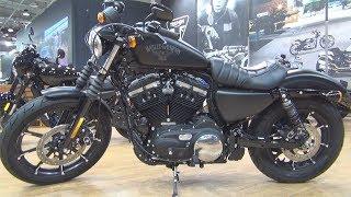 10. Harley-Davidson Iron 883 (2018) Exterior and Interior