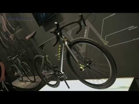 Eurobike 2014: Canyon MRSC concept bike