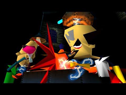 Crash Bandicoot ::: 100% Walkthrough ::: LONGPLAY ᴴᴰ ::: PlayStation (видео)