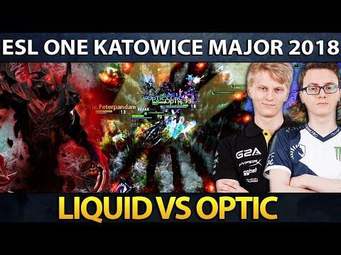 Reddit wtf - LIQUID vs OPTIC - EPIC ELIMINATION Series - ESL Katowice Major Dota 2