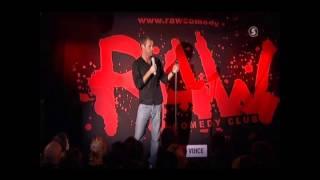 Mårten Andersson - Om Thailand Raw Comedy Club