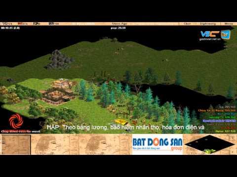 4vs4   Hà Nội+HeHe vs GameTV Ngày 23-05-2015 BLV: V_Mun