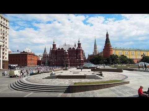 Обзорная экскурсия по Москве (City Sightseeing Moscow Hop On — Hop off)