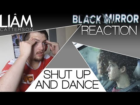 Black Mirror 3x03: Shut Up and Dance Reaction