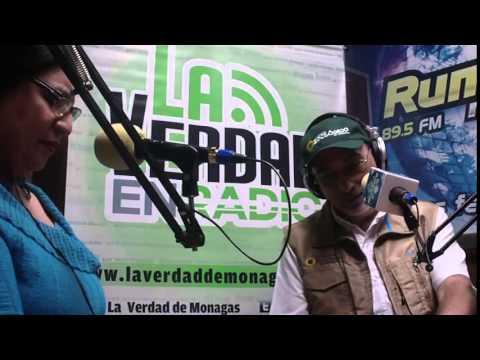 Entrevista a Adolfo Michelena en La Verdad en Radio