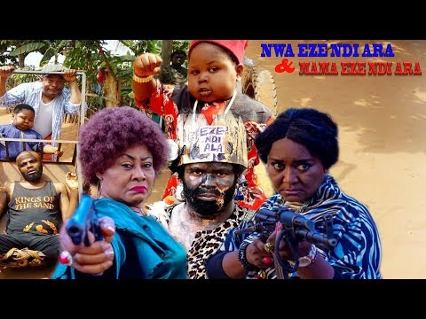 Nwa Eze Ndi Ala & Mama Eze Ndi Ala pt 1 - New Movie|Nigerian Nollywood 2019 Movie