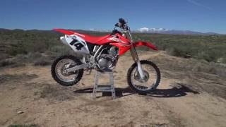 8. 2016 Honda CRF150R Review - Dirt Rider 85cc MX Shootout