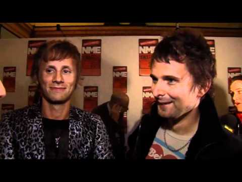 Muse's Matt Bellamy on Kate Hudson pregnancy Video