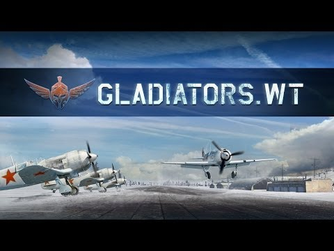 War Thunder: Gladiators Tournament