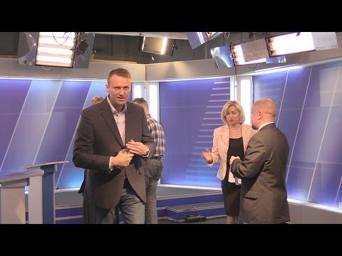 Навальный громит костромских единороссов (видео)