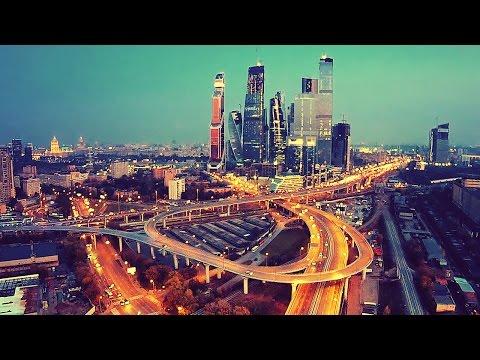 Best of Moscow Aerial FPV flights/ Полеты над Москвой / Part 1 (видео)