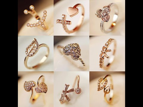latest fashion rings