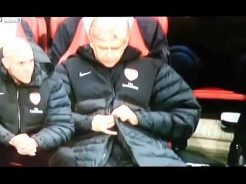 Arsene Wenger ZIPPER FAILS Compilation