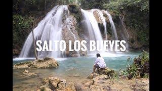 La Impresionante Cascada de Arroyo Grande o Salto Los Bueyes | WilliamRamosTV
