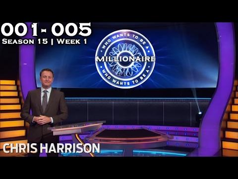 "Who Wants To Be A Millionaire? #01 | Season 15 | Episode 1-5 ""Premier Week"""