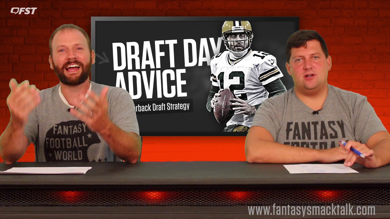 2019 Fantasy Football Quarterback QB Draft Strategy thumbnail