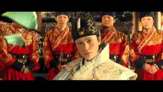 Flying Swords of Dragons Gate Trailer for movie review at http://www.edsreview.com