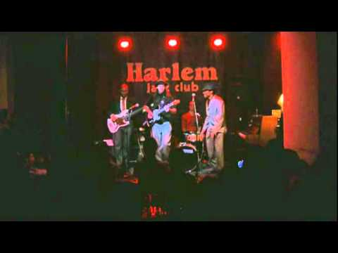 You've Got to Love Her with a Feeling – David Hawkins Harlem Jazz Club Barcelona