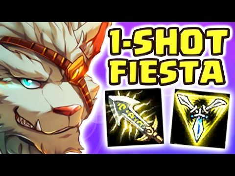 LEAVE MY FRIEND ALONE!! WHEN WILL YOU LEARN?! MAX LETHALITY (31 KILLS RENGAR JUNGLE) - Nightblue3 (видео)