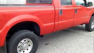 FOR SALE: 1999 USED FORD F250 FOR SALE - 7.3 Diesel Ford Priced To Sell