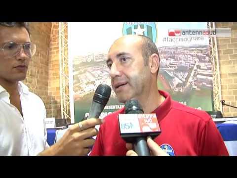 Preview video Presentazione mister Zavettieri