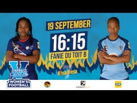 UFS take bragging rights over CUT | Highlights | Varsity Women's Football Round 1