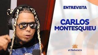 Carlos Montesquieu habla de su nuevo proyecto músical en El Mañanero