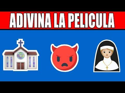 ¡ADIVINA LA PELÍCULA DE TERROR CON EMOJIS! | FoolBox TV | Acertijos con Emojis emoji challenge