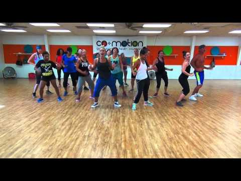 club - Shout out to my incredibly talented friend, recording artist and Zumba extraordinaire...WATATAH for always making such great music for us to jam to in both our fitness classes and outside of...