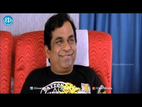 Brahmanandam Most Funniest Comedy Scenes || Boss || Nenunnanu