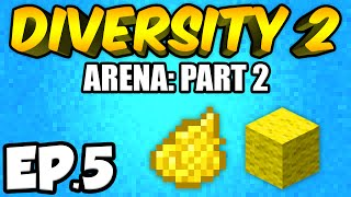 Minecraft: Diversity 2 Ep.5 - MLG ENCHANTMENTS!!! (Diversity 2 Arena)