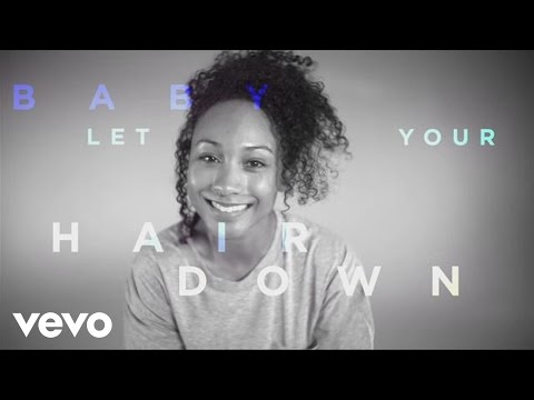 Let Your Hair Down (Lyric Video)
