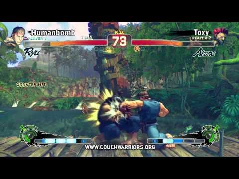 BAM2010 || Humanbomb (Ry) v Toxy (Ak) [Grand Final ...