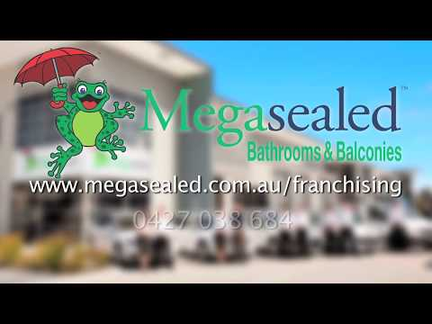 Megasealed Bathrooms & Balconies