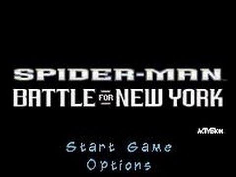 spider man game boy advance download