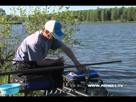 """""""Чоловічі розваги"""" на риболовлі біля села Сапожин. Частина 1 [ВІДЕО]"""