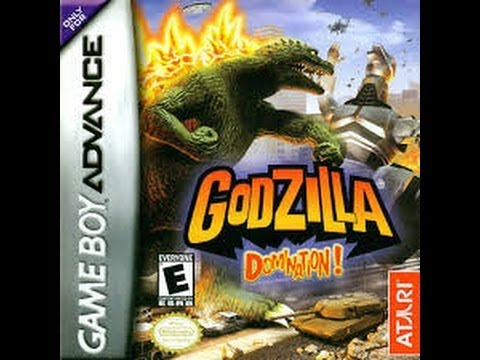 Godzilla : Domination ! GBA