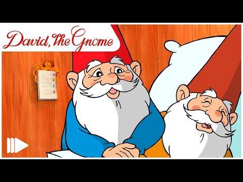 David, the Gnome - 08 - The black lake   Full Episode  