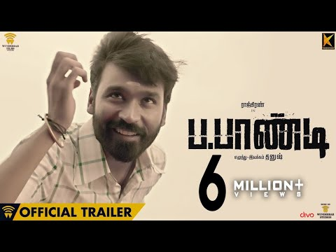 Power Paandi Tamil Movie ,Rajkiran ,Dhanush , Sean Roldan .