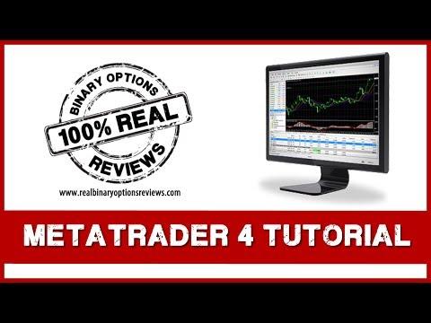 Metatrader 4 Tutorial – MT4 Binary Options