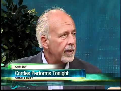Comedian Mark Cordes performs tonight!