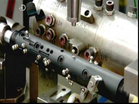 Fabrication des clarinettes Bliss Leblanc