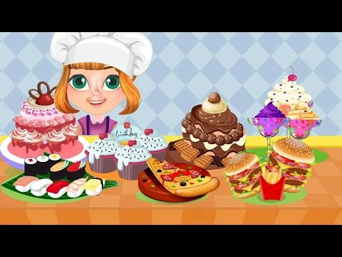 "Zoey's Cooking Class ""Casual Cooking Games"" Android Gameplay Video"