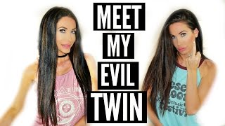MEET MY EVIL TWIN (STORYTIME) by Channon Rose