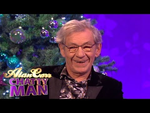 Ian McKellen Discuss Being Gay in The 60's | Full Interview | Alan Carr: Chatty Man with Foxy Games