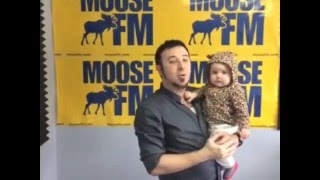Groundhog Day Moose FM Style.