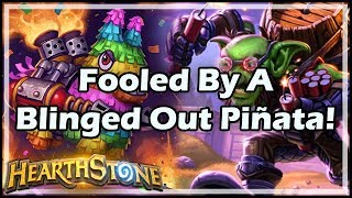 Fooled By A Blinged Out Piñata! - Boomsday / Hearthstone