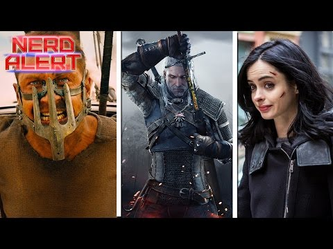 Our Top TV, Movies, and Games of 2015