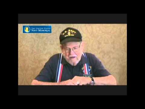 "USNM Interview of Jack James ""USS Leyte CV 32"""