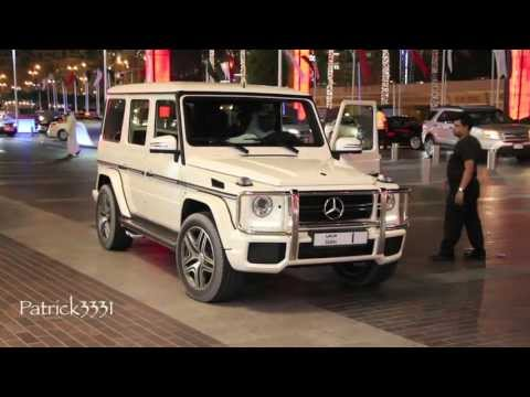 Mohammed - Once mroe I was lucky to find H.R.H. Sheikh Mohammed Bin Rashid Al Maktoum to arrive in his G63 AMG V8 Biturbo Mercedes-Benz No. 1 to the Dubai Mall. I was r...